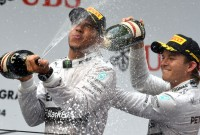 Wolff expects advantage to switch between Hamilton and Rosberg Read