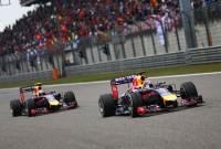 China 2014 – the rating and the fight between team mates