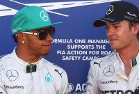 Mercedes drivers 'a little bit like teenagers'