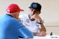 Lauda: Hamilton's behaviour bad for the Mercedes brand