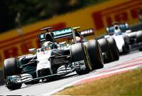 Mercedes F1 team Wolff insists Hamilton Austria win was never on