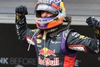 Crazy race in Hungaroring wins by Ricciardo