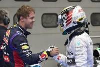 Hamilton not worried by Vettel/Mercedes rumour