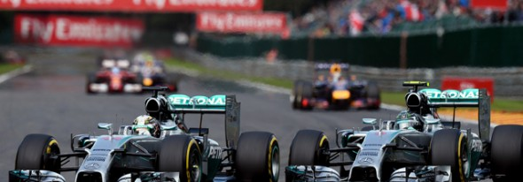 Spa-Francorchamps 2014 – Rating pilots on the results and the intra-team battle