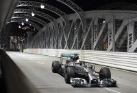 Singapore race: who will get it? Hamilton does