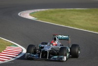 Mercedes expect larger gap to rivals in Japan