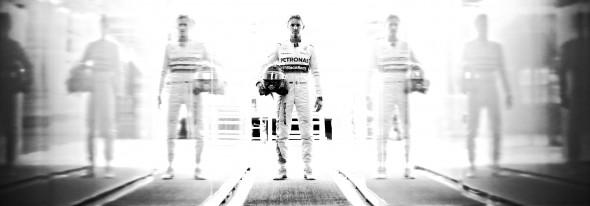 Hamilton still on top in FP2