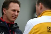 Horner says Renault 75hp down on Mercedes Mercedes keep