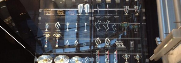 Trophy cabinet ransacked at Red Bull Racing HQ