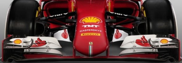 The new look of Ferrari