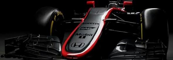 McLaren-Honda launches 2015 F1 challenger