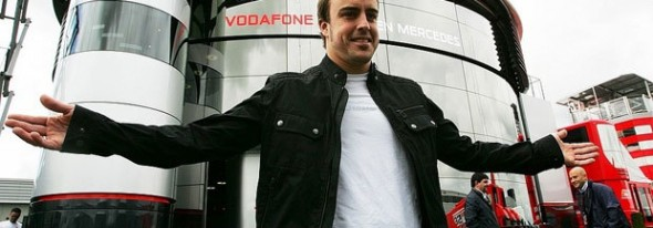 Alonso leaves hospital, misses final test