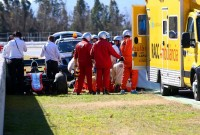 Wild speculation follows mysterious Alonso crash