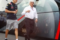"""Bernie: """"Vettel believes his only job is to drive a fast car"""""""
