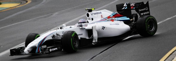 "Bottas: ""Aerodynamics is the main thing"""