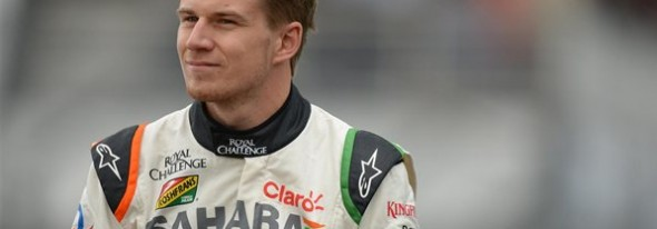 "Nico Hulkenberg: ""First time in my career"""