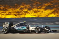 Bahrain race – Kimi on podium, but Hamilton on the way