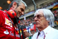 "Arrivabene to Ecclestone: ""he can take my F1 pass tomorrow"""