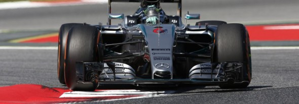 Rosberg first pole of the year end Hamilton's run
