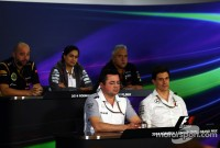 "Boullier: ""We want to have as much room as possible"""