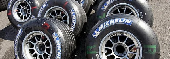 Michelin confirms F1 2017 tyre tender application