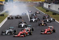 Hungarian GP: Vettel wins race; Red Bull gets double podium