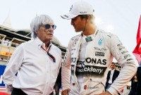 Rosberg must 'save 2015 F1 championship' – Ecclestone
