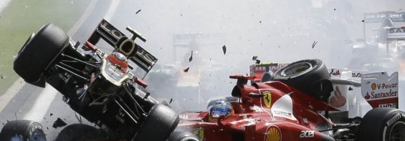 Big mess expected at Spa with start clampdown