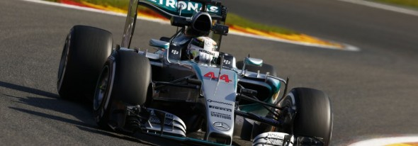 Hamilton flies in final Spa practice