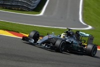 Hamilton wins but Vettel blows it away