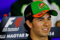 "Sergio Perez: ""Force India podiums 'far away' right now"""