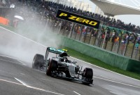 China Q: Rosberg beats Ricciardo to pole