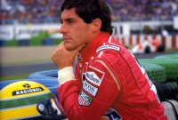 Ayrton Senna – a life as a race
