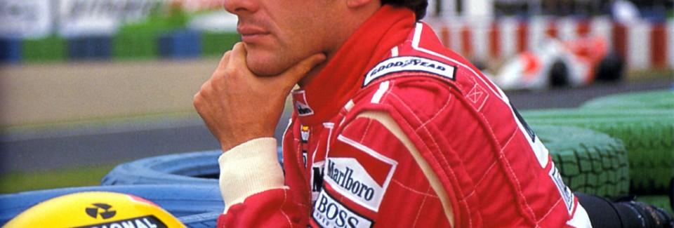 Ayrton Senna – a life as a race