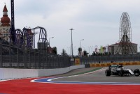 Roberg on pole, while Hamilton's car fails again