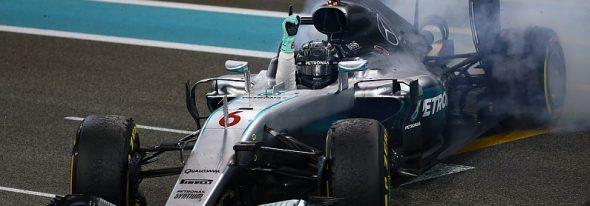 Nico Rosberg seals 2016 F1 championship